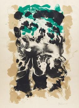 Artwork by Jean Albert McEwen, Le printemps