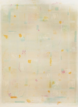 Artwork by Robert  Natkin, Untitled Abstraction