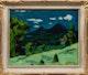 Thumbnail of Artwork by Jeanne Leblanc Rheaume,  Evening Landscape
