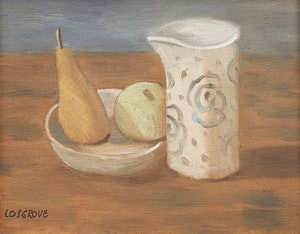 Artwork by Stanley Morel Cosgrove, Still Life with Fruit