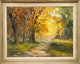 Thumbnail of Artwork by Guttorn Otto,  Woodland Scene