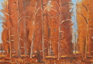 Artwork by Stanley Morel Cosgrove, La Tuque