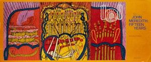 Artwork by John Meredith, John MacGregor & John Reeves, exhibition posters