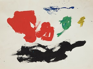 Artwork by Jack Hamilton Bush, Untitled (circa 1958)