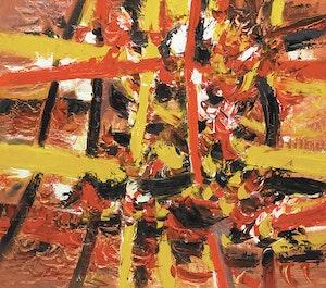 Artwork by Lise Gervais, Sans titre (1959)