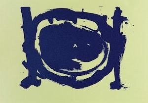 Artwork by William Ronald, Sentinal (1992)