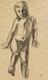 Thumbnail of Artwork by Edwin Headley Holgate,  Study of Child