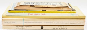 Artwork by  Books and Reference, Canadian Art Books and Exhibition Catalogues
