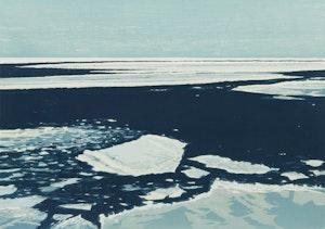 Artwork by Gordon Appelbe Smith, Northumberland Strait I