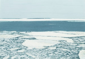 Artwork by Gordon Appelbe Smith, Northumberland Strait II