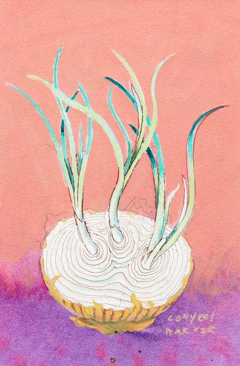 Artwork by Ernest Conyers Barker,  Spanish Ballet