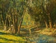 Thumbnail of Artwork by Evan MacDonald,  Nudes Bathing by the Stream