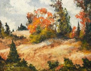 Artwork by Vivian Walker, Autumn Sunshine