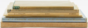 Artwork by  Books and Reference, Collection of Seven Canadian Artist Reference Books