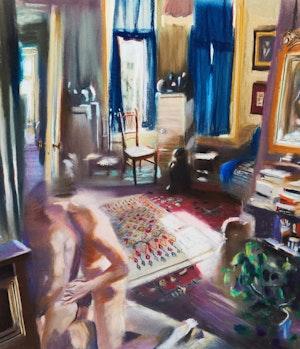 Artwork by Brad Pasutti, Untitled (Lovers)