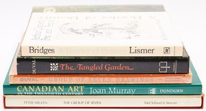 Artwork by  Books and Reference, Five Books on the Group of Seven and Canadian Art