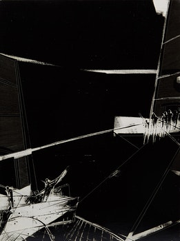 Artwork by Jan Menses, Kaddish Set #15