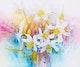 Thumbnail of Artwork by Edward Drahanchuk,  Early Spring Snow Stars
