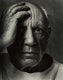 Thumbnail of Artwork by Arnold Newman,  Pablo Picasso, Vallauris, France