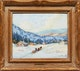 Thumbnail of Artwork by Joseph Giunta,  Sunny Day, Laurentian, Que. (Near Ste. Marguerite, P. Que.)