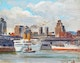 Thumbnail of Artwork by Harry Leslie Smith,  Montreal Harbour