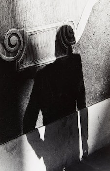 Artwork by Ralph Gibson, Untitled