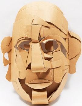 Artwork by James Carl, Mask