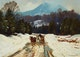 Thumbnail of Artwork by Frederick Henry Brigden,  March Weather, Eastern Townships