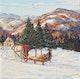 Thumbnail of Artwork by Fleurimond Constantineau,  Rawdon