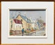 Thumbnail of Artwork by George Lorne Holland Bouchard,  Wet Evening, St. Jean, Isle of Orleans
