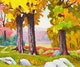 Thumbnail of Artwork by Frederick Stanley Haines,  Fall, East Bolton, Quebec