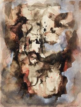 Artwork by Léon Bellefleur, Ascension