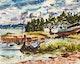Thumbnail of Artwork by Henri Leopold Masson,  St. Joseph des Rives