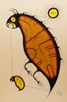 Artwork by Roy Thomas, Untitled