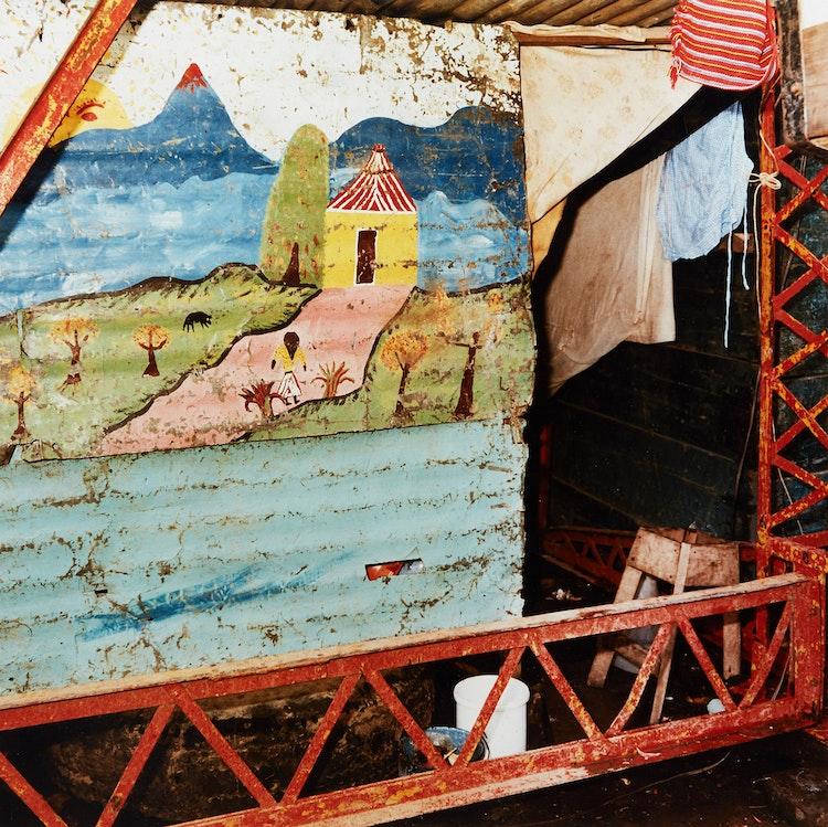 Artwork by Rafael Goldchain,  Country Fair, Patzún, Guatemala