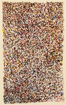 Artwork by Mark George Tobey, Stained Glass