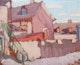 Thumbnail of Artwork by Albert Henry Robinson,  Village House