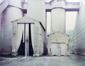 Artwork by Jim Cooke, The Rugby Cement Factory, UK