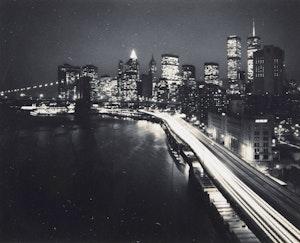 Artwork by Alan Delaney, South Street, New York
