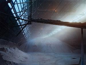 Artwork by Jesse Boles, Sulphate Warehouse