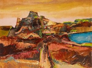Artwork by Colin Williams, Landscape
