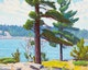 Thumbnail of Artwork by Frederick Stanley Haines,  Wanapitei Bay