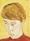 Thumbnail of Artwork by Barker Fairley,  Brigitte