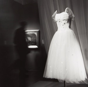 Artwork by Marilyn Westlake, The Shape of Karen Kain in Les Sylphides