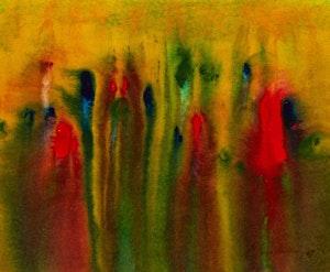 Artwork by Lillian Sarafinchan, Untitled #5