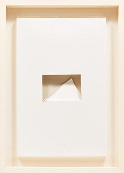Artwork by Robert Sinclair, Mountain Foldback (Mountain Mantra)