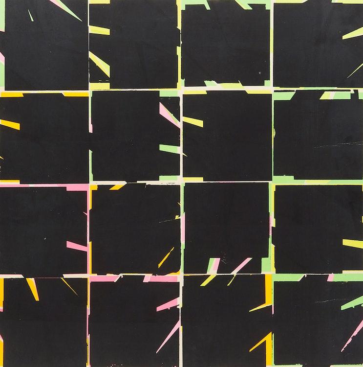 Artwork by Jacques Hurtubise,  Niti