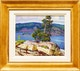 Thumbnail of Artwork by Frederick Stanley Haines,  La Cloche Mountains, Frood Lake