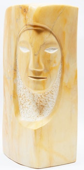 Artwork by Roger Cavalli, Untitled (Abstract Bust)
