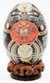 Artwork by Harold Barling Town, Untitled (Egg)